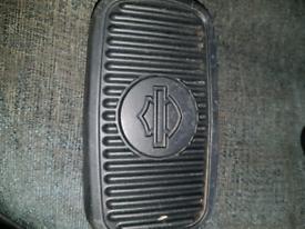 Harley Davidson foot rubber