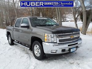 2013 Chevrolet Silverado 1500 4X4/Z71 Off Road/Factory Tow