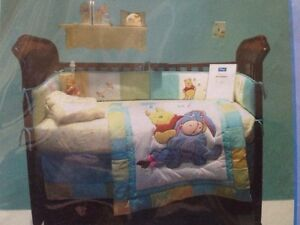 3 Brand new baby crib set Kitchener / Waterloo Kitchener Area image 5