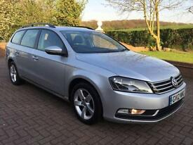 VOLKSWAGEN PASSAT 1.6 TDi BLUEMOTION TECH SE 5DR 2012 12