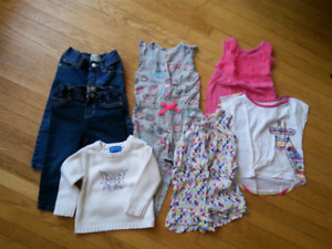 Children's Place 12-18 month Girl's Lot