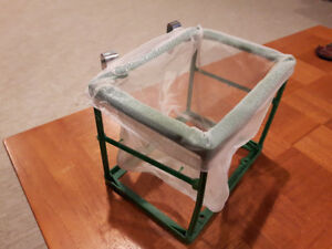 Minnow - baby fish netted area for aquarium