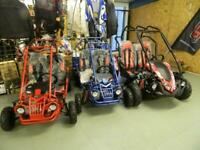 New Childs Buggy Quadzilla Wolf / Chettah off road buggies.(Kids ATVs and quads)