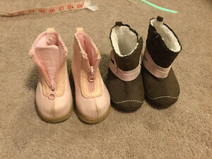 Baby boots for girls