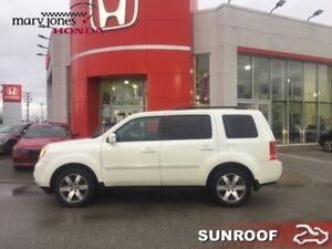 2014 Honda Pilot Touring  - Sunroof -  Navigation - $212.78 B/W