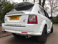 COSWORTH KHAN Land Rover Range Rover Sport 3.0TD HSE CUSTOM CONVERSION