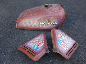 Honda CB360 Parts