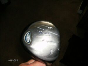 Ladies 10.5 Degree No. 1 Driver by Nexus Golf, Graphite Shaft