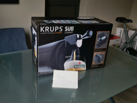 Brand New Beerwulf The SUB Compact Black Krups Beer Dispenser