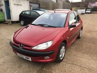 Peugeot 206 1.4 LX (Air-Con)