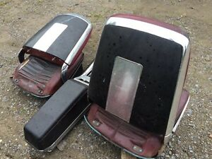 1964 Ford Galaxie XL Seats Kawartha Lakes Peterborough Area image 4