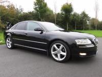 Audi A8 3.0TDI ** 4x4 QUATTRO SPORT 233 BHP ** HUGE SPEC / LOW MILES F.S.H