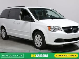 2016 Dodge GR Caravan SXT A/C BLUETOOTH GR ÉLECTRIQUE