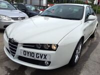 Alfa Romeo 159 1.9 JTDM 16v Turismo Sport 4dr JUST DONE AA INSPECTION