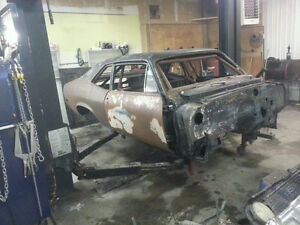 1971 Chevrolet Nova Project / Race car