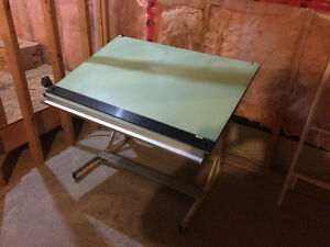 Drawing table (for architects/designers)