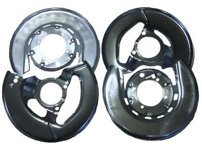 1965 1975 Corvette Rear Brake Backing Plate Set Will Replace all Sides