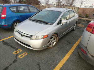 2008 civic mvi till Apr 2020