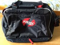 Reebok navy & red sports bag - only used a couple of times