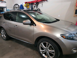 2009 Nissan Murano LE, low kms