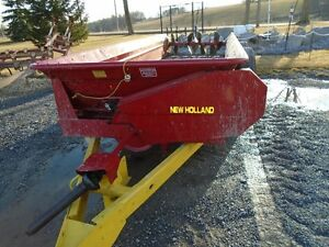 New Holland tandem spreader&16 foot cultivator