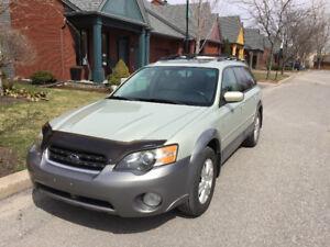 Subaru Outback 2005 à vendre