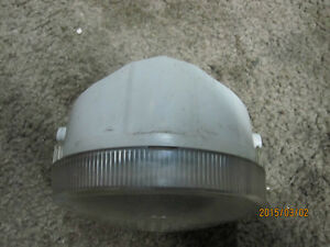FOG LAMP JEEP LIBERTY no 55155823A WAGNER 05120259 West Island Greater Montréal image 3