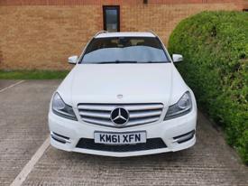 2012 Mercedes c220 cdi Blueefficiency sport 110k