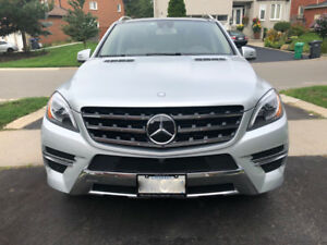 MERCEDES BENZ ML-350 LIKE NEW PRISTINE CONDITION VERY LOW MILAGE