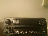 Radio CD Player for Chrysler, Dodge and Jeep.