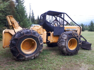 Skidder | Buy or Sell Heavy Equipment in British Columbia