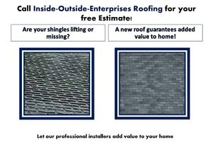 NEED A NEW ROOF/REPAIR BEFORE THE FIRST SNOW FALL. CALL US NOW! Strathcona County Edmonton Area image 2