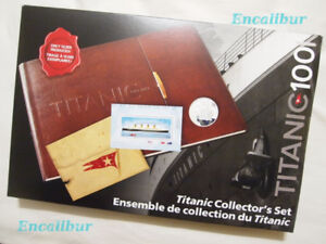 Canada Titanic Deluxe Coins and Stamp Set (2012) - ONLY 10,000