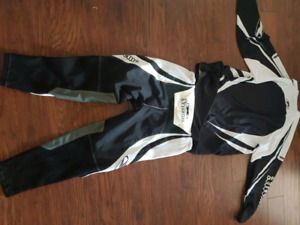 Xtreme motor cross pants and jersey