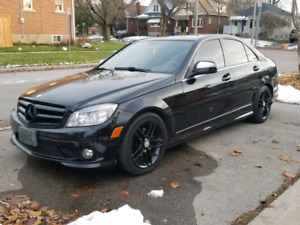 Mercedes benz c300 amg certified and etested