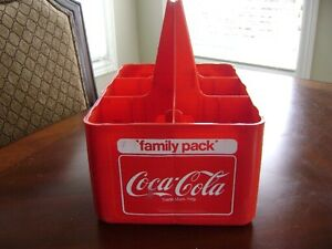 Coke Carrier- Family Pack