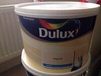 New Dulux Magnolia Paint 10 Litre