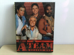 THE A-TEAM COMPLETE SERIE