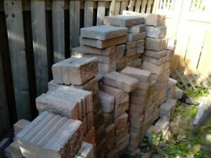FOR SALE INTERLOCK BLOCKS FOR OUT DOOR LANDSCAPING  PROJECTS