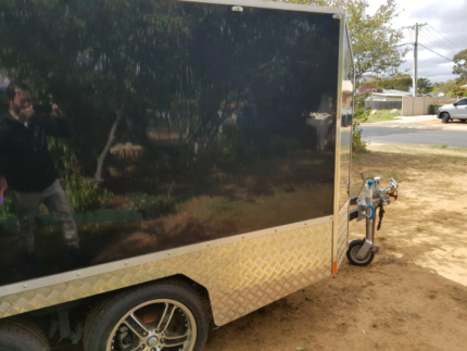 Enclosed Trailer for sale Kaleen Belconnen Area Preview