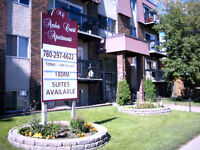 Amber Court - 10966 124 St - Deluxe 2 BDR - 1 Month Free!!!