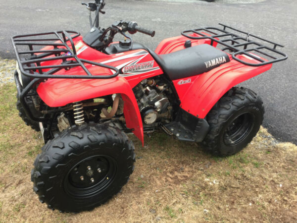 Yamaha wolverine 4x4 sport for sale canada for Yamaha 350 4x4