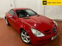 2008 Mercedes-Benz SLK 200 KOMPRESSOR automatic