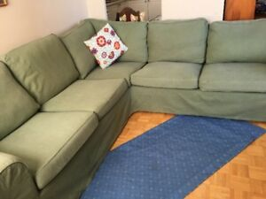 IKEA EKTORP Sectional Couch