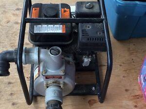 Red lion 5.5 hp water pump