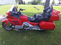 Honda GL Gold Wing 2004