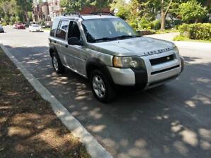 Land Rover Freelander À vendre !