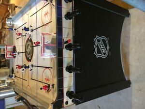 NHL Table Hockey Game