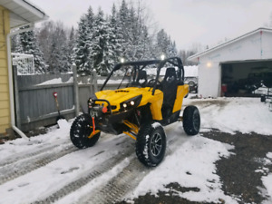 2012 can am 1000