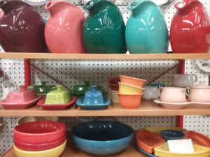 Fiestaware, Pyrex, antiques, collectibles plus 1000 booths